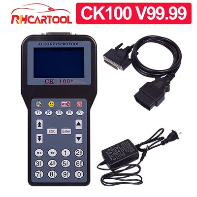 OBD2 Diagnostic Tool V99.99 CK100 Auto Key Programmer with the Latest Generation CK 100 With Multi-language OBD2 Car Programmer