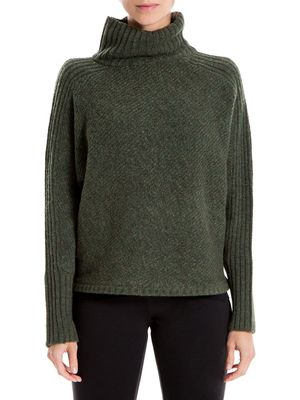 Max Studio Turtleneck Long-Sleeve Sweater