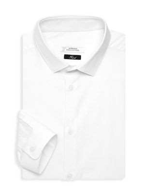 Versace Collection Trend-Fit Long-Sleeve Dress Shirt