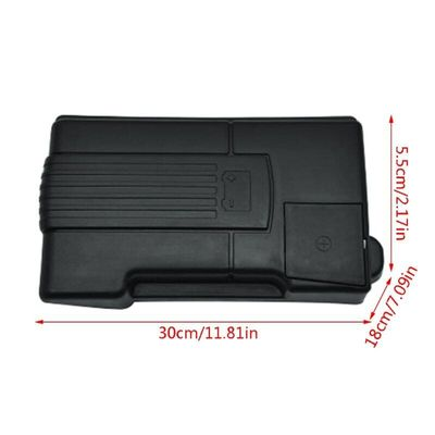Free postage Car Engine Battery Dustproof Cover Negative Electrode Waterproof Protective Cover For VW Tiguan L