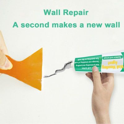 Wall Crack Repair Cream Wall Surface Repair Cream With Scraper Caulk Sealing Broken Hole Filler Wall Repairing Ointment 30g/130g