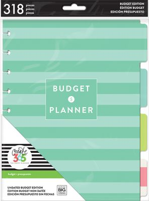 The Happy Planner - CLASSIC Budget Extension Pack