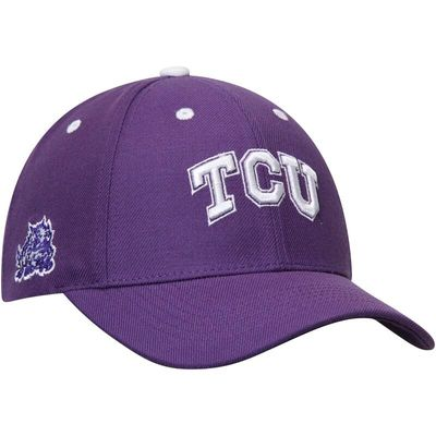 TCU Horned Frogs Top of the World Triple Threat Adjustable Hat - Purple