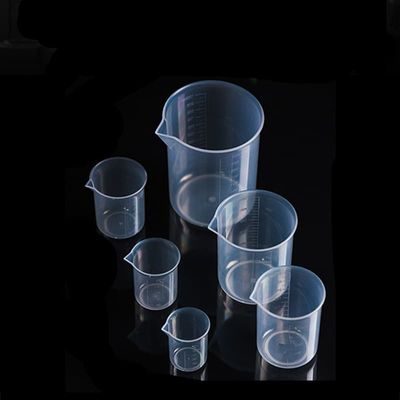 25ml  / 50ml /100ml/150ml/250ml / 500ml / 1000ml Transparent Plastic Bottle Graduated Measuring Cup For Baking Container For Mea