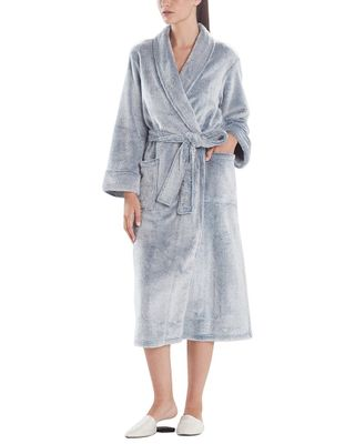 N Natori Cashmere Fleece Frosted Robe