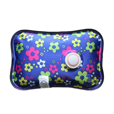 Rechargeable Electric Warmer Hot Water Bottle Hand Heater Bag for Winter DC120