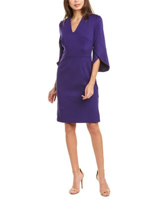 Trina Turk Swish Sheath Dress