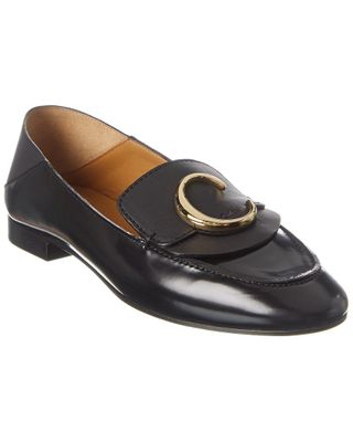Chloe C Leather Loafer