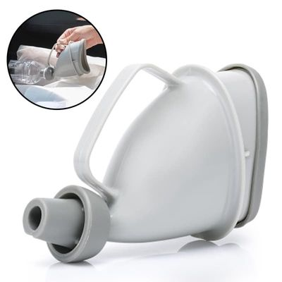 Car Mobile Toilet Emergency Urinal Emergency Urinal Reusable Portable Standing Potty Funnel for Camping Hiking Outdoor Travel