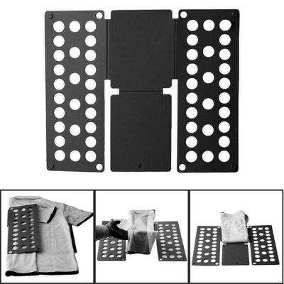 Quality  Magic Clothes Folder T Shirts Jumpers Organiser Fold Save Time Quick Clothes Folding Board Clothes Holder Children's