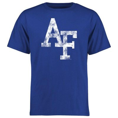 Air Force Falcons Big & Tall Classic Primary T-Shirt - Blue