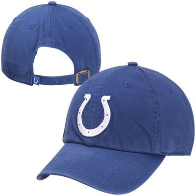 '47 Brand Indianapolis Colts Clean Up Adjustable Hat - Royal Blue
