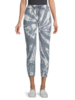 Max Studio Tie-Dyed Jogger Pants