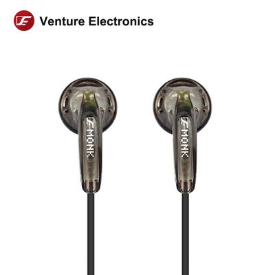 Venture Electronics VE Monk Plus Earbuds Hifi  Earphones