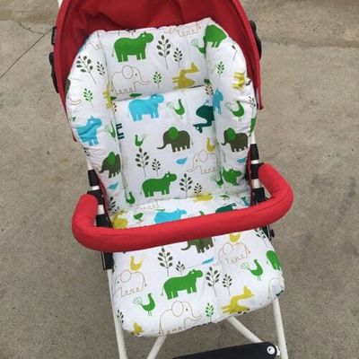Baby Stroller Pram Pushchair Liner Padding Cover Mat Car Seat Chair Cushion Seat Liners Baby