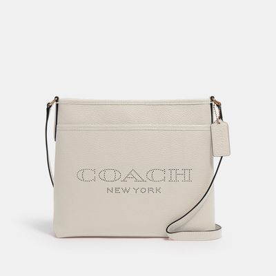 COACH File Crossbody With Coach Print