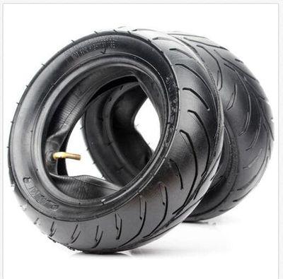 Single inner and outer 47cc 49cc mini motorcycle mini sports car tires Suitable for many types electric scooters e-Bike etc
