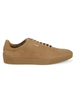 Hugo Hugo Boss Zero Suede Tennis Sneakers