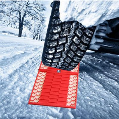 Universal Foldable Car Emergency Self Rescue Anti-skid Board Recovery Road