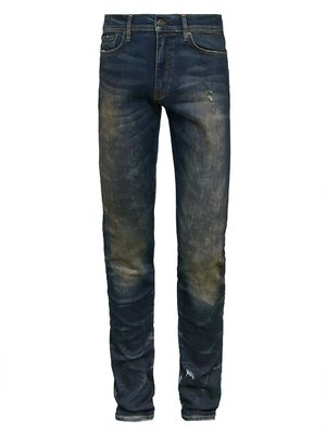 Ovadia & Sons Distressed Skinny Jeans