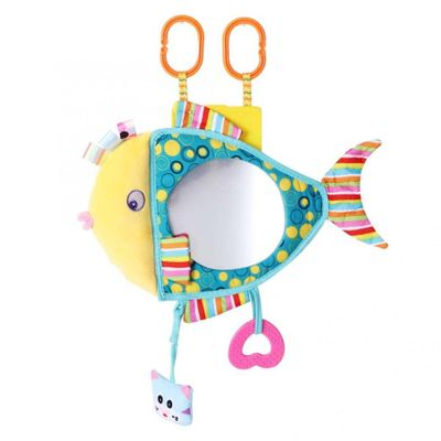 Baby Rear Facing Mirrors Safety Car Back  Baby Easy View Mirror Adjustable Useful Cute Infant Monitor for Kids Toddler