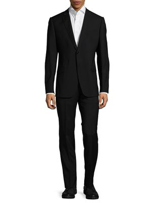 Giorgio Armani Classic-Fit Wool Suit