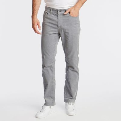 Nautica Straight Fit Corduroy Pant With Stretch