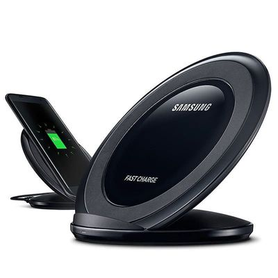 Samsung Wireless Charger Qi Pad Fast Charge For Galaxy S10 S9 S8 Plus note 10 8 9 plus 10+ S7 Edge for iPhone 11 8 Plus X XR XS
