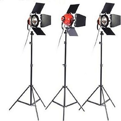 Redhead Light 3 In 1 Set With Dimmer Control