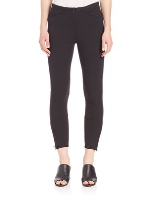 3.1 Phillip Lim Jodphur Ankle-Zip Pants