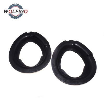 WOLFIGO New for Front Lower Suspension Spring Pad 31331096664 BMW 3 5 6 Z4 E46 E39 E60 E61 E63 E85 E86 1-33-1-096-664