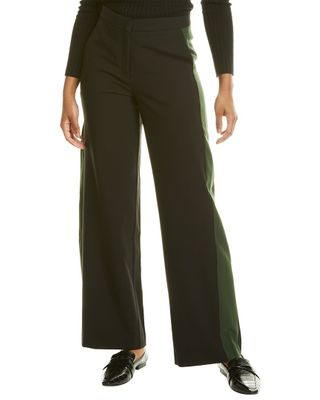 Chinti & Parker Colorblocked Wool Trouser