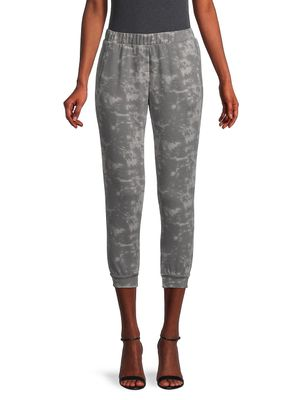 SUPPLY & DEMAND Cropped Joggers