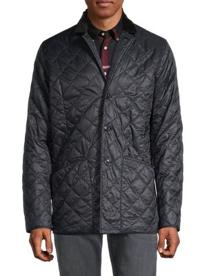 Barbour Box-Quilted Jacket