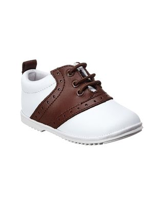 L'Amour Angel Baby Austin Leather Oxford
