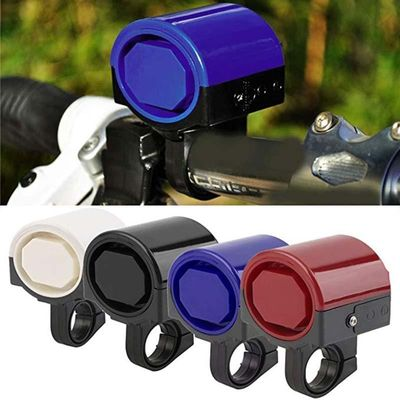 High Quality Loud MTB Road Bicycle Bike Electronic Bell Loud Horn Cycling Hooter Siren Alarm Bell