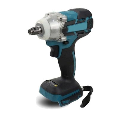 520Nm 18V Electric Rechargeable Brushless Impact Wrench Cordless 1/2 Socket Wrench Power Tool For Universal Battery