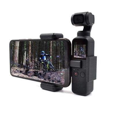 DJI OSMO Pocket Accessories Handheld Camera Phone Holder Bracket Fixed Stand Mobile Holder for dji OSMO Pocket