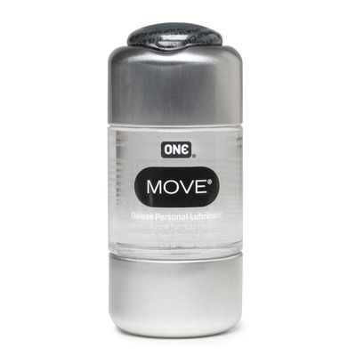 One Move Deluxe Personal Silicone Lubricant - 3.38 oz