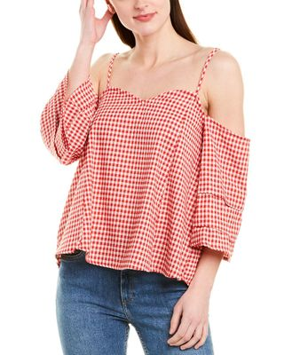 Moon River Tiered Sleeve Top