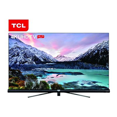 55-Inch 4k Android Smart UHD TV + 12 Months Warranty With Harmon Kardon Speakers