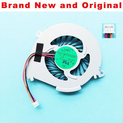 New CPU cooling fan FOR Sony VAIO SVF14 SVF143A1QT SVF143A1RT SVF143A1ST SVF1431AYCW cooler AB07205HX080300 00CWHKC UDQF2ZR78CQU
