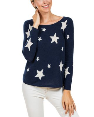 Two Bees Cashmere Sweater