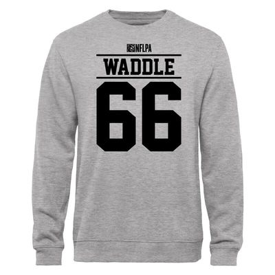 LaAdrian Waddle NFLPA Player Issued Sweatshirt - Ash