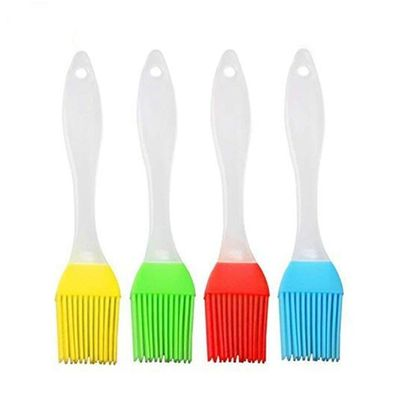 Portable Silicone Pastry Brush Food Grade Brushes Environmental Protection Basting Brush For Bbq Baking Grilling