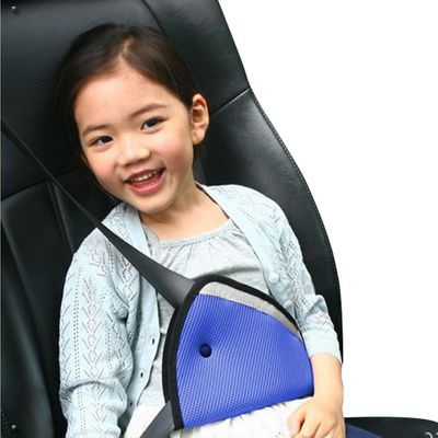 1PC Triangle Car Safety Belt Adjust For Children Baby Kids Oxford fabric Car Safety Cover Strap for Baby  Adjustable