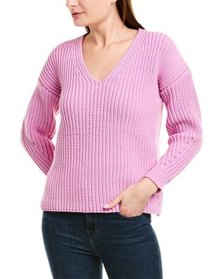 525 America Poly Chunky Pullover