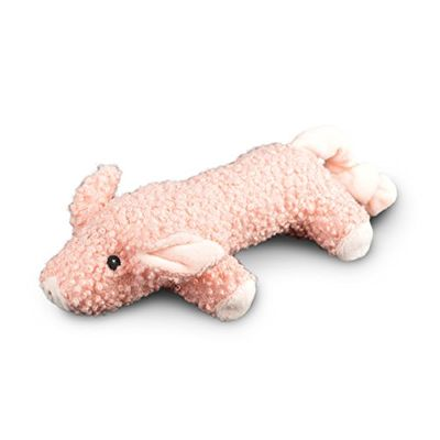 Our Pets 1400013859 OPB Snagable Pig Cat Kicker, Brown