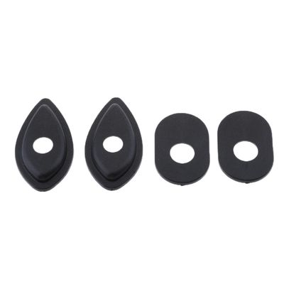 Motorcycle Turn Signal Light Adapter Spacers For Honda NC700S NC700X 12-13 Tough Thermoplastic Construction