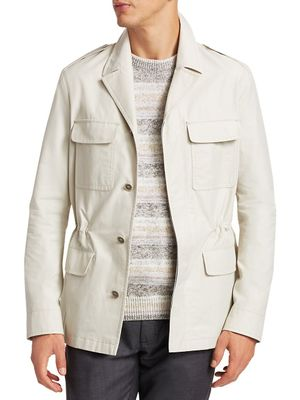Saks Fifth Avenue Collection COLLECTION Field Jacket